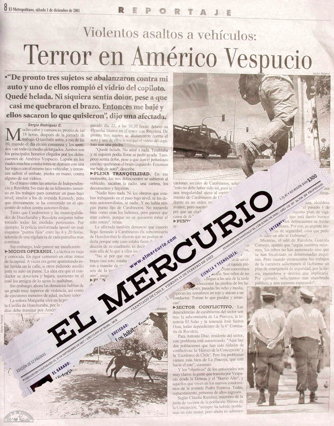 Chile Norte 1 - Hielo ardiente